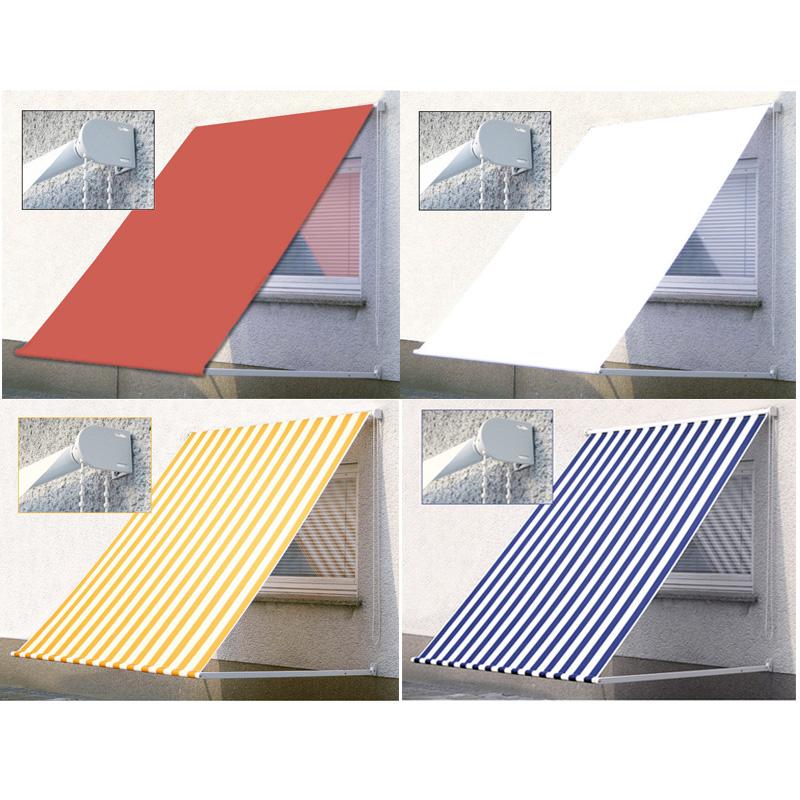 Balkonmarkise 1,5x2m Markise Fallarm Fallarmmarkise Balkon ... Balkon Markisen Sonnenschutz