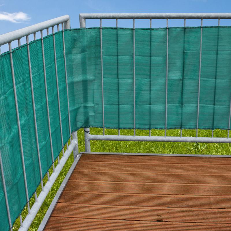 Sichtschutzzaun Aus Kunststoff Gute Alternative Holzzaun