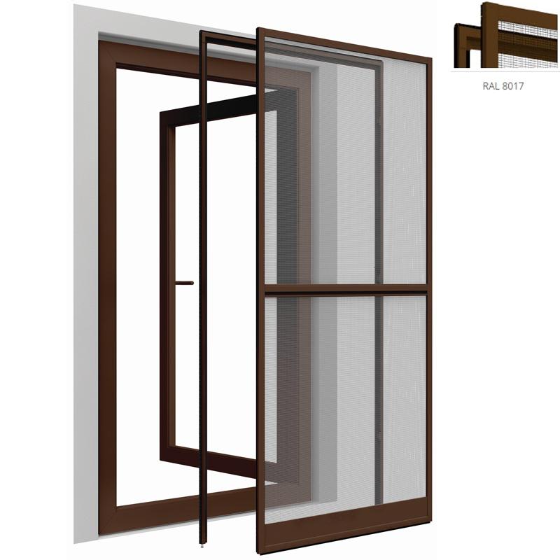 insektenschutz t r xxl 120x240cm alu mit klemmzarge fliegengitter m ckenschutz ebay. Black Bedroom Furniture Sets. Home Design Ideas