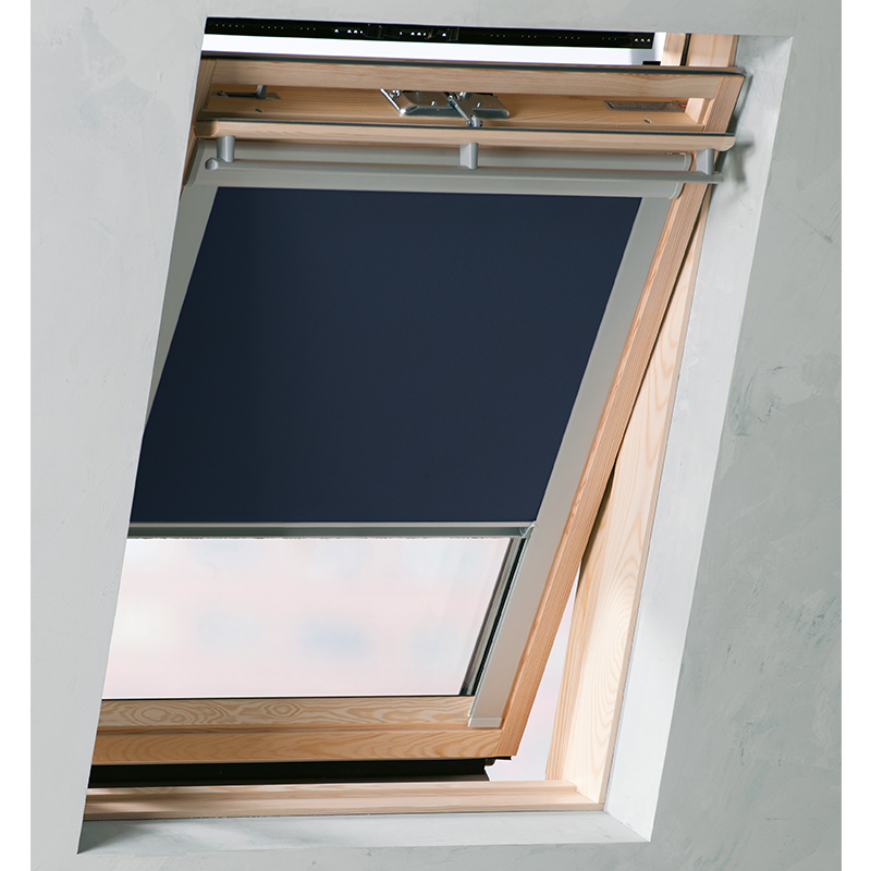 Verdunkelungsrollo f r velux dachfenster thermorollo for Verdunkelungsrollo velux fenster