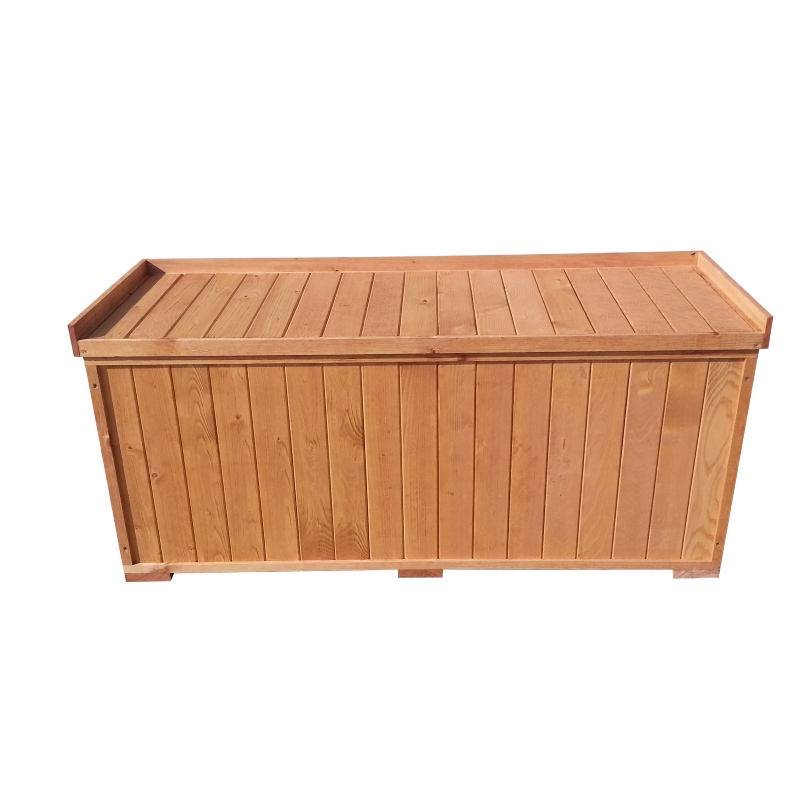 auflagenbox gartenbox div gr en sitzbank gartentruhe holzkiste truhe kiste ebay. Black Bedroom Furniture Sets. Home Design Ideas