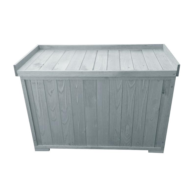 auflagenbox gartenbox div gr en sitzbank gartentruhe holzkiste truhe kiste ebay. Black Bedroom Furniture Sets. Home Design Ideas