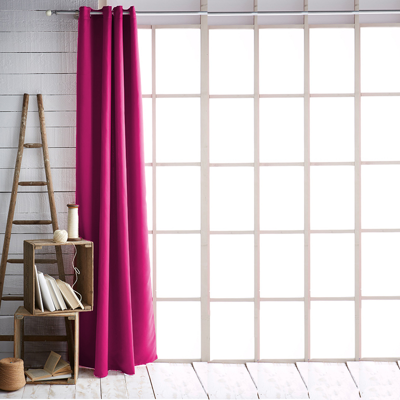 thermovorhang verdunkelungsvorhang blickdicht gardine senvorhang ebay. Black Bedroom Furniture Sets. Home Design Ideas