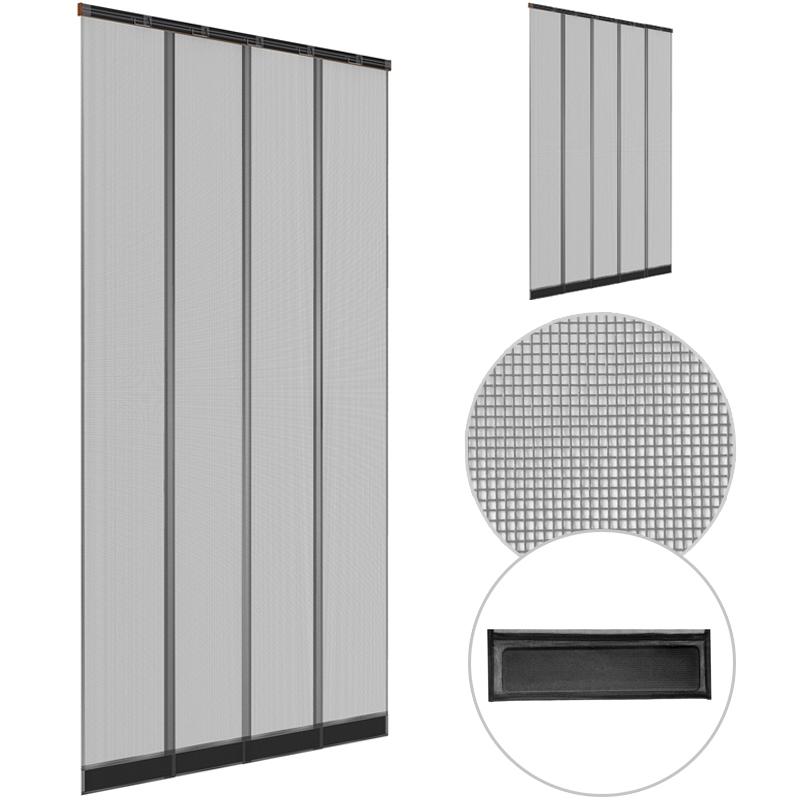 insektenschutz t rvorhang lamellenvorhang insektenvorhang t r fliegengitter h rth nrw. Black Bedroom Furniture Sets. Home Design Ideas