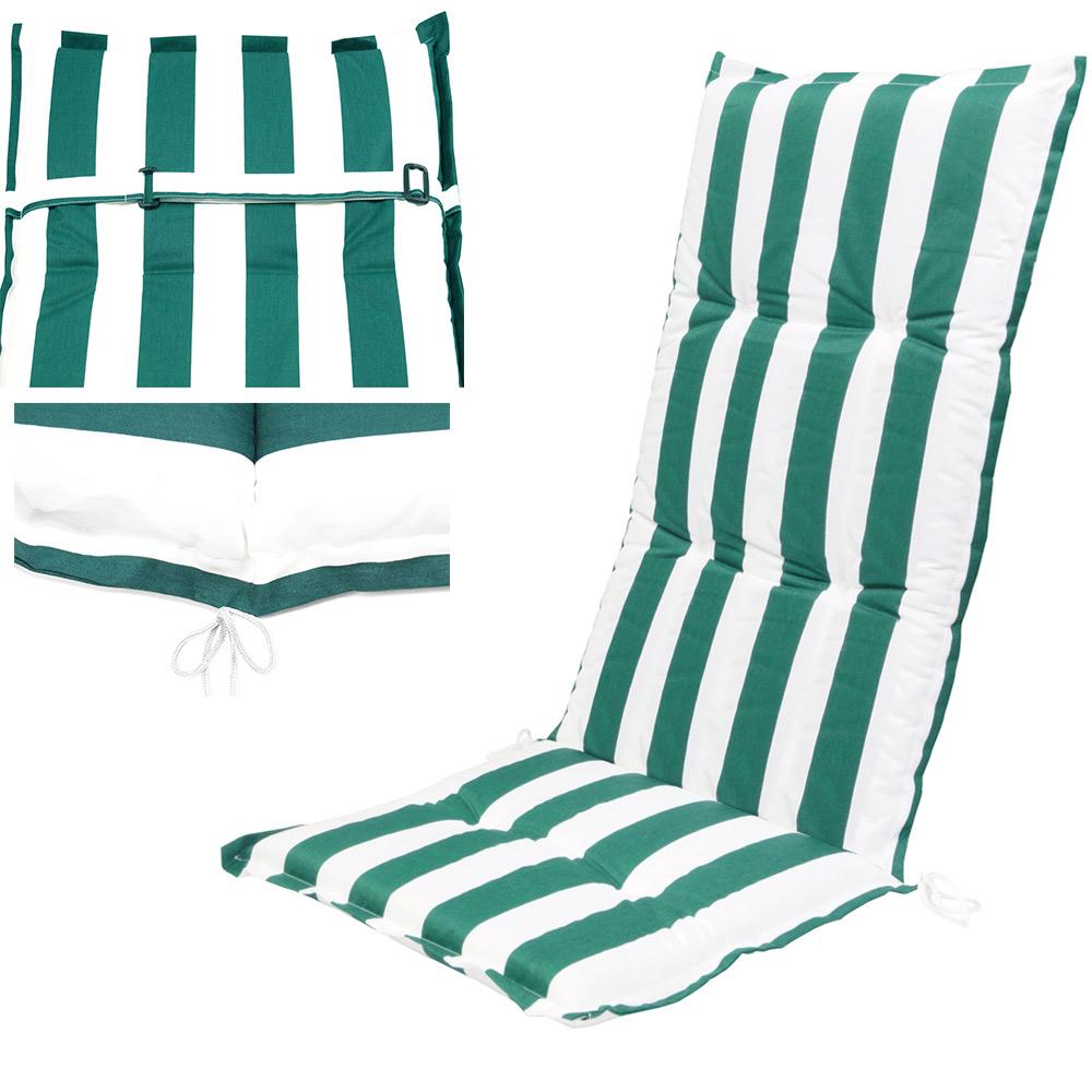 Gartenmobel Set San Marino : Details zu Luxus Gartenmöbel Auflagen Kissen 4,5 cm Hochlehner Sessel