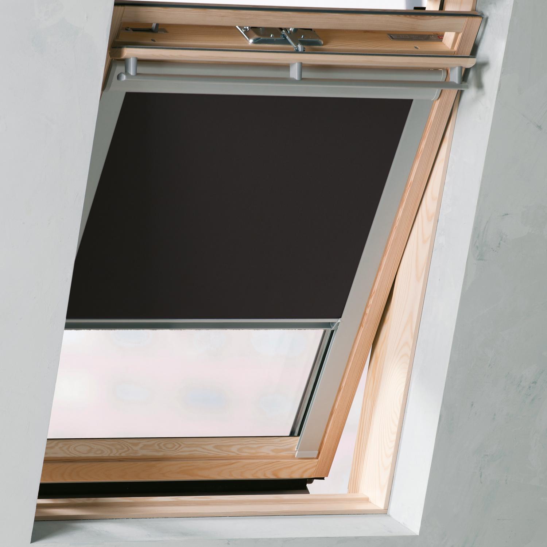 verdunkelungsrollo thermo rollo passend f r velux. Black Bedroom Furniture Sets. Home Design Ideas
