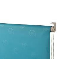 duschrollo 140x240 cm badvorhang seilzug duschvorhang bad rollo dusche vorhang ebay. Black Bedroom Furniture Sets. Home Design Ideas