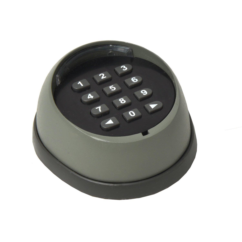 wireless fernbedienung 2 kanal sicherheits. Black Bedroom Furniture Sets. Home Design Ideas