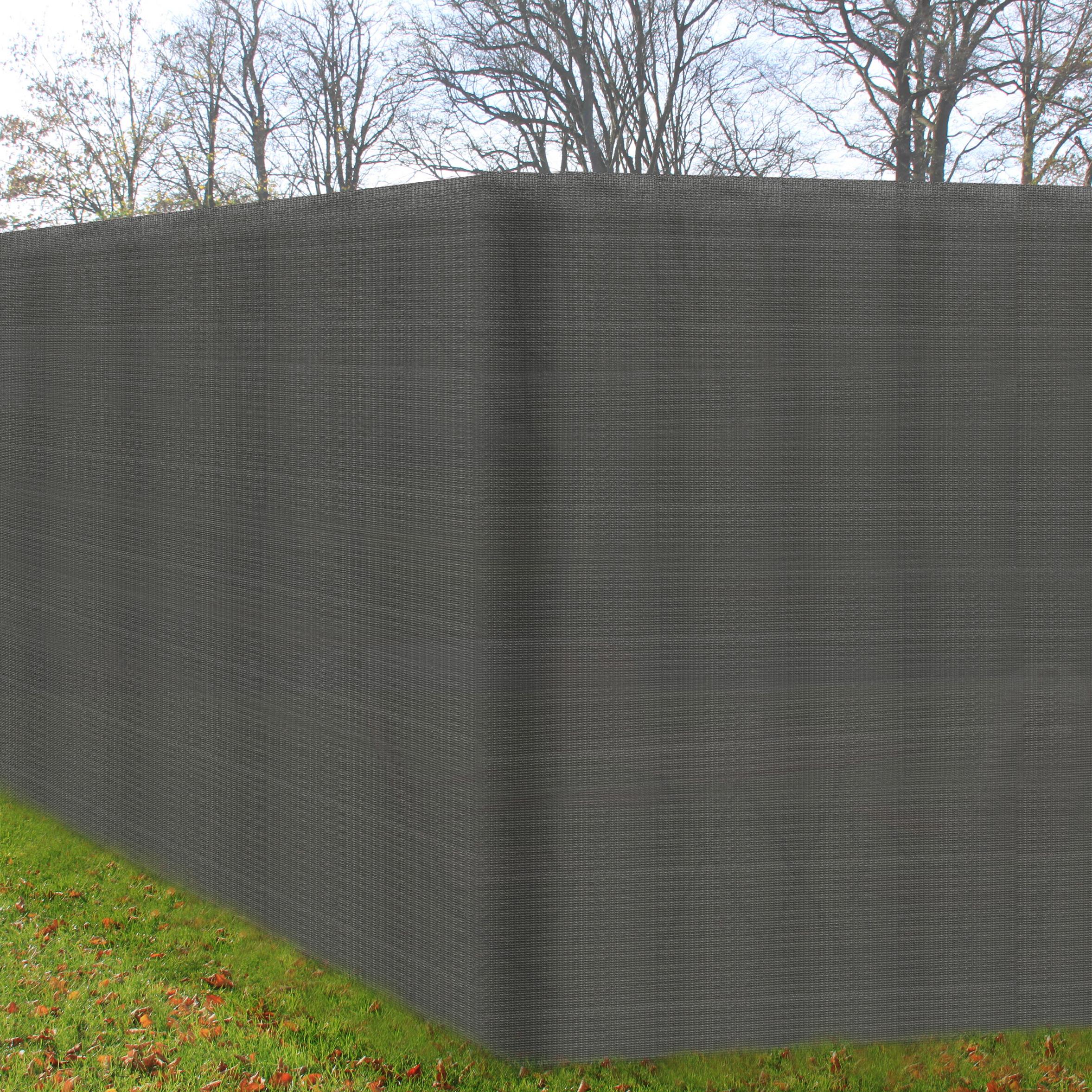 Sichtschutz Zaun 500x180 Zaunblende Windschutz Sichtschutzzaun