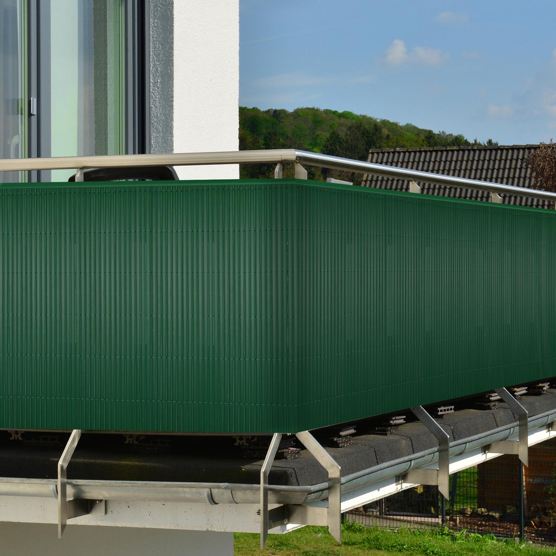 Balkon Sichtschutz Elegante Sichtschutz In Rot Pictures to pin on ...