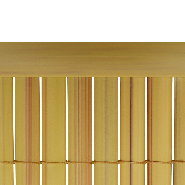 pvc abdeckprofil sichtschutzzaun sichtschutzmatte zaun abschlussleiste profil ebay. Black Bedroom Furniture Sets. Home Design Ideas