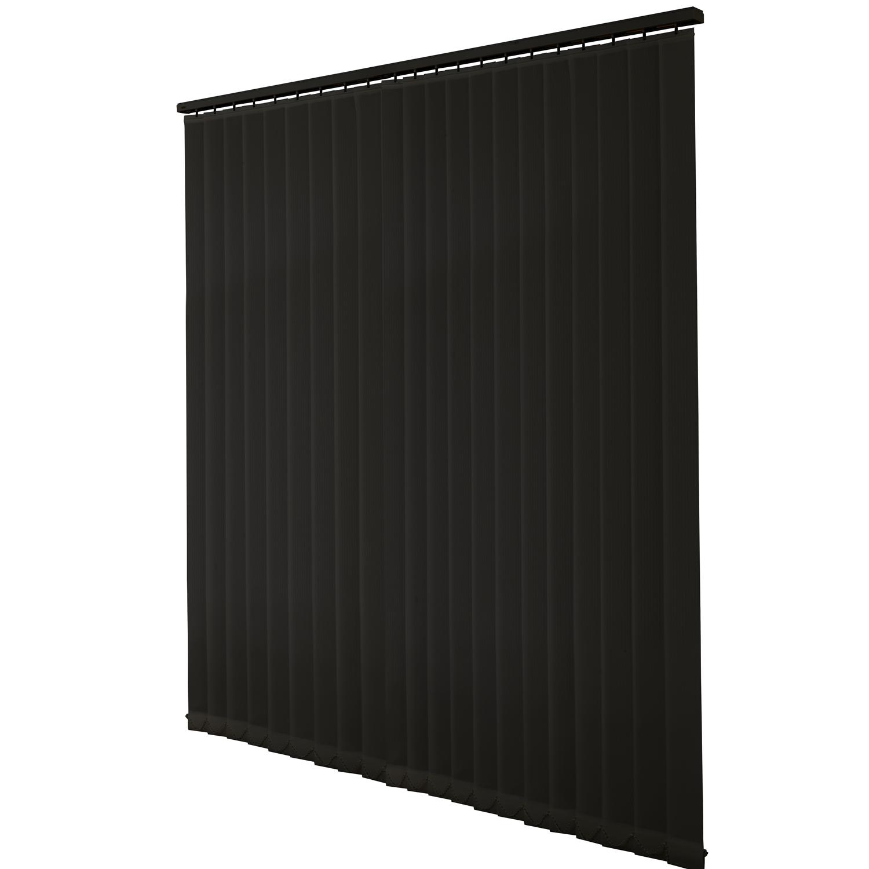 lamellenvorhang verdunkelung 250 cm blackout vertikal lamellen schiebegardine ebay. Black Bedroom Furniture Sets. Home Design Ideas