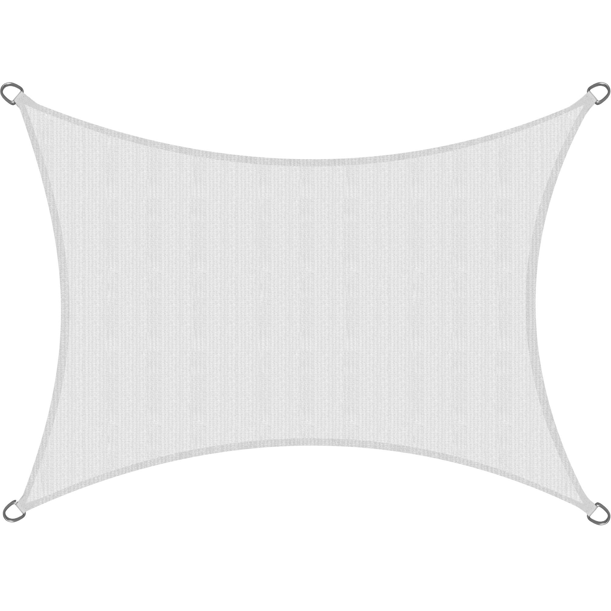 sonnensegel rechteck sonnenschutz viereck uv schutz rechteckig sonnendach hdpe. Black Bedroom Furniture Sets. Home Design Ideas