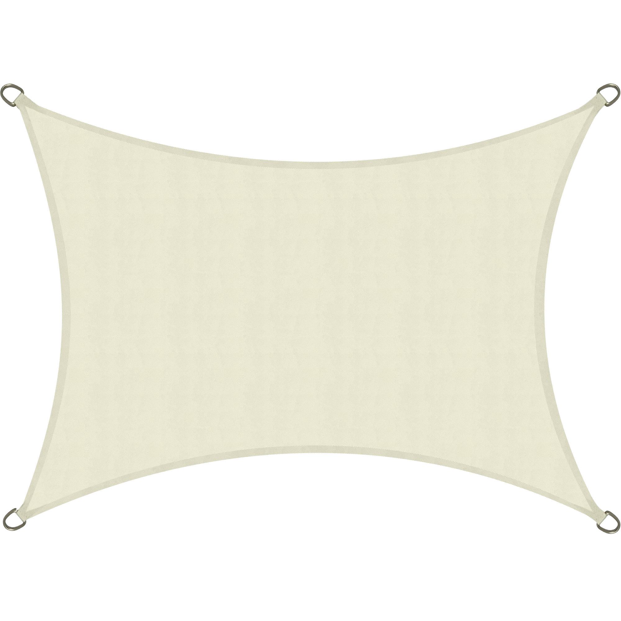 sonnensegel rechteck wasserabweisend sonnenschutz viereck uv schutz rechteckig ebay. Black Bedroom Furniture Sets. Home Design Ideas
