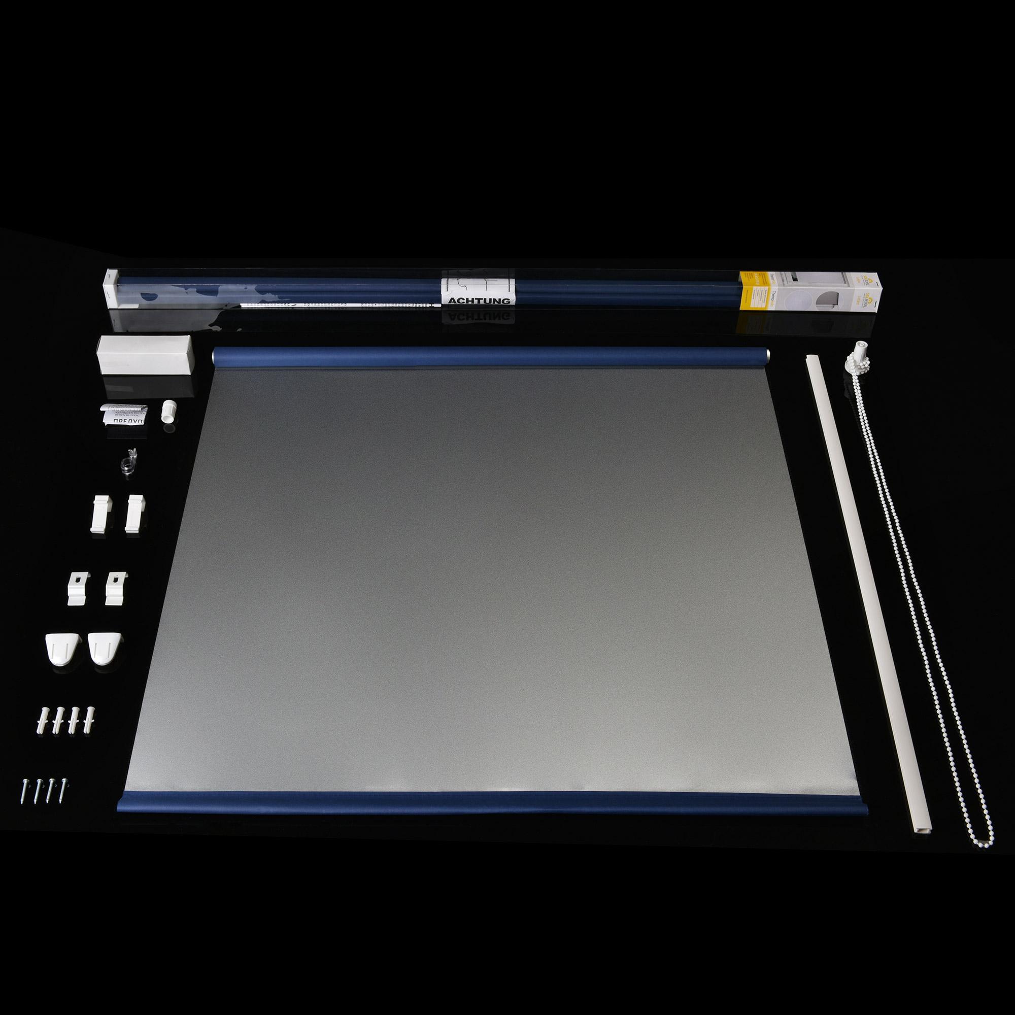 thermorollo klemmfix ohne bohren verdunkelungsrollo thermo. Black Bedroom Furniture Sets. Home Design Ideas