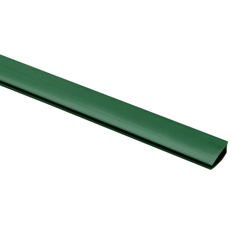 PVC Abdeckprofil Sichtschutzzaun Sichtschutzmatte Zaun
