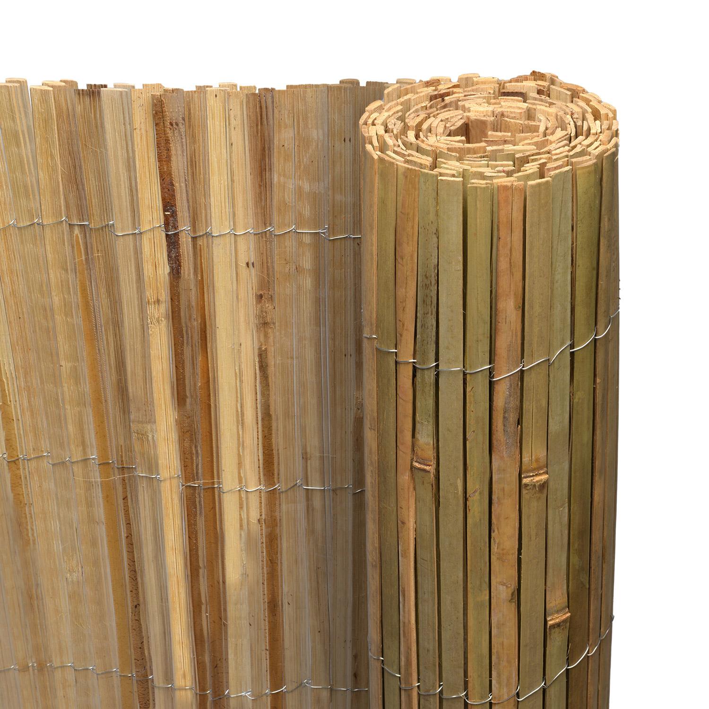 sichtschutz bambus sichtschutzzaun sichtschutzmatte balkon. Black Bedroom Furniture Sets. Home Design Ideas